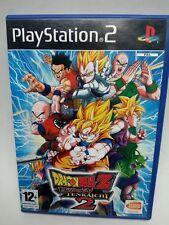 DRAGON BALL Z BUDOKAI TENKAICHI 2 para LA SONY PS2