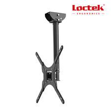 LCD LED Plasma Ceiling TV Wall Mount Bracket 26 27 32 37 40 42 46 47 50 55 inch