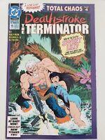 2017 Deathstroke #24B NM DC Comics 1st Print