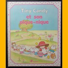 TINY CANDY ET SON PIQUE-NIQUE Tsuneo Oda 1985