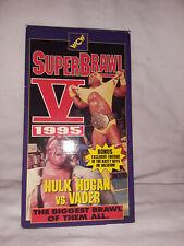 WCW Super Brawl 5 1995 Hogan Vader