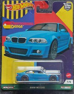 HOT WHEELS DEUTSCHLAND DESIGN BMW M3 E46 - IN STOCK 2021 Car Culture