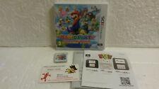 Jeu Vidéo Mario Party Island Tour 3DS LITE DSI XL 2DS Complet Nintendo CULTE VF