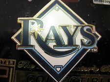 Tampa Bay Rays Pin - Logo White Outline