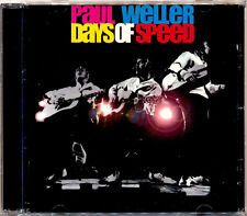 PAUL WELLER Days Of Speed (Live Album) CD