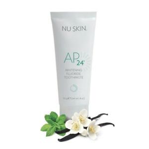 NU SKIN® AP 24® Teeth Whitening Fluoride Toothpaste 110g UK Seller Free Shipping