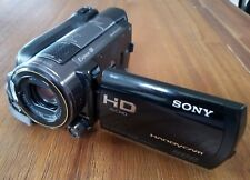 Sony HDR-XR520V 240GB HDD High Definition Camcorder w/12x Optical Zoom GOOD