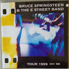 Bruce Springsteen and the E Street Band 1999 Tour program book. Excellent cond