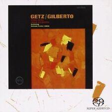 Getzgilberto SACD Stan Getz & Joao Gilberto Audio CD