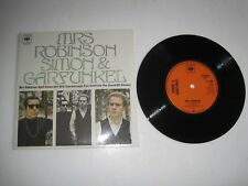 "SIMON & GARFUNKEL - MRS. ROBINSON EP  - 7"" 45 rpm vinyl record"