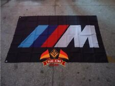 BMW M SERIES FLAG 3x5FT 90x150CM
