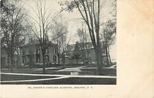 A View Of St Joseph's Ursuline Academy, Malone NY 1907