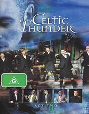 CELTIC THUNDER - THE SHOW : ACT TWO DVD ~ IRISH~CELTS~IRELAND 2 *NEW*