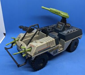 Vintage 1987 G.I. Joe Action Vehicle - Battle Force 2000 - Eliminator