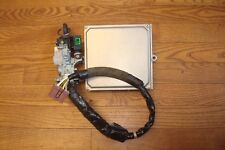 2001 ACURA MDX OEM ECU ECM Engine Control 37820-PGK-L55 Ignition Switch w/Key
