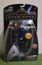 """Playmates Star Trek 6"""" Figura de Acción SPOCK WARP COLLECTION"""