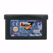 Street Fighter Alpha 3 Cartridge Card for Game Boy Advance GBA SP NDS NDSL