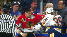 Chicago Blackhawks - Hockey Fights - DVD - 1987 - 1991