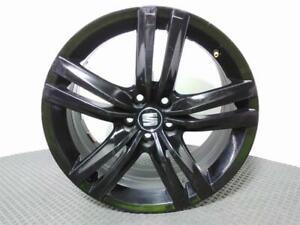 SEAT Ibiza 2012 To 2017 17 Inch Alloy Wheel 5X100 7J ET43 6J0601025QBA1