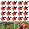 100 Pcs Kit irrigation goutte-à-goutte automatique jardin d'arrosage goutteur