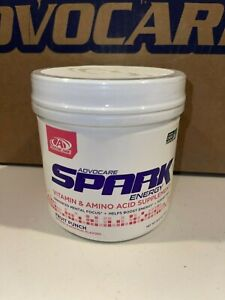 Advocare Spark Canister 42 Servings Fruit Punch 10.5oz New Sealed Free Shipping