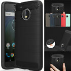 For Motorola Moto G5 Phone Case Shockproof Silicone Hybrid Soft Bumper TPU Cover