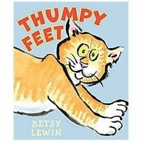 Thumpy Feet 9780823429011 by Lewin, Betsy