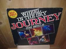 "JOURNEY wheel in the sky 12""  MAXI 45T"