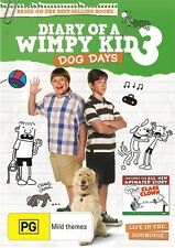 Diary Of A Wimpy Kid - Dog Days (DVD, 2013)