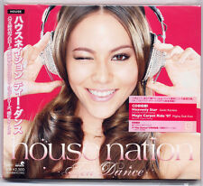 House Nation Tea Dance Japan 18trk promo sample CD Mighty Dub Katz Eric Prydz