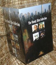 THE WOODY ALLEN COLLECTION 8-DISC DVD BOX SET, NEW & SEALED, RARE & HARD TO FIND