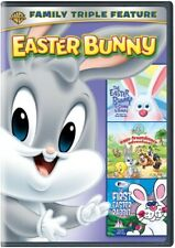Easter Bunny Triple Feature [New DVD] Eco Amaray Case