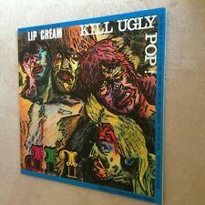 LIP CREAM 'Kill Ugly Pop' LP Gism/Gauze/Kaoos/Discharge/Disclose/Amebix JAPAN HC