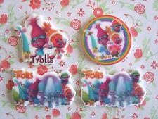4 x Twin Stars Unicorn Flatback Planar Resin Embellishment Crafts Hair bow UK