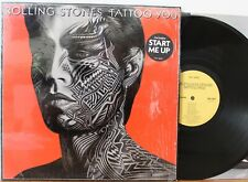 "Rolling Stones LP ""Tattoo You"" ~ COC 16052 ~ VG++ in Shrink ~ Hype Sticker"