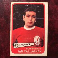 1968/69 A&BC Footballer Set IAN CALLAGHAN #9 LIVERPOOL - G/VG