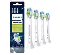 Philips Sonicare DiamondClean Toothbrush Head, 4 Pack, White, HX6064/65