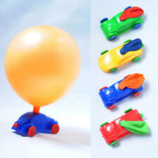 Cute Kids Balloon Race Car Kit Party Wedding Bags Filler  Outdoor Boys Toys Gift