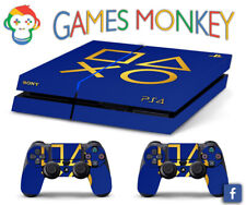 Skin PS4 OLD - LIMITED EDITION - Cover Adesiva in Vinile Lucido HD Playstation 4