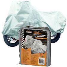 XL Motorrad Abdeck Plane Roller Moped Full Cover Vollgarage Schutzhülle Bike