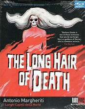Long Hair of Death Blu Ray Raro Antonio Margheriti Barbara Steele
