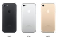 APPLE IPHONE 7 32GB ORIGINAL LIBRE  NEGRO / PLATA / ORO - GARANTIA + ACCESORIOS