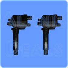 New Premium High Performance Ignition Coil Set(2) For 95-02 Kia Sportage 2.0L-L4