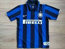 INTER MILAN! 2008! shirt maglia camiseta trikot jersey kit! 5,5/6 ! S - adult!