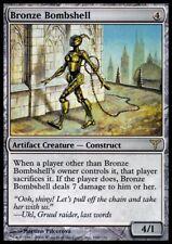 MTG Magic - (R) Dissension - Bronze Bombshell - SP