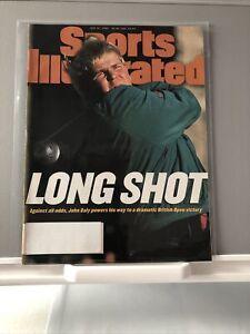Sports Illustrated John Daly Golf British Open July 31, 1995