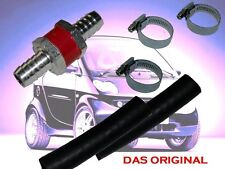 Smart Fortwo 450 451 452 teillastentlüftung roadster Brabus carga parcial fortwo rojo
