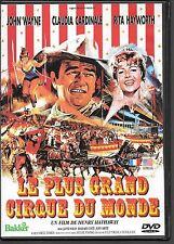 DVD ZONE 2--LE PLUS GRAND CIRQUE DU MONDE--HATHAWAY/WAYNE/CARDINALE/HAYWORTH