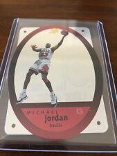 1995-96 Upper Deck SPX Die Cut #8 Michael Jordan