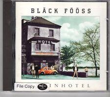 (GK392) Black Fooss, Rheinhotel - 1994 CD